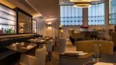 Banquette Seating - Adams Restaurant Birmingham