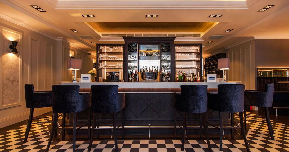Bar Joinery - Adams Restaurat