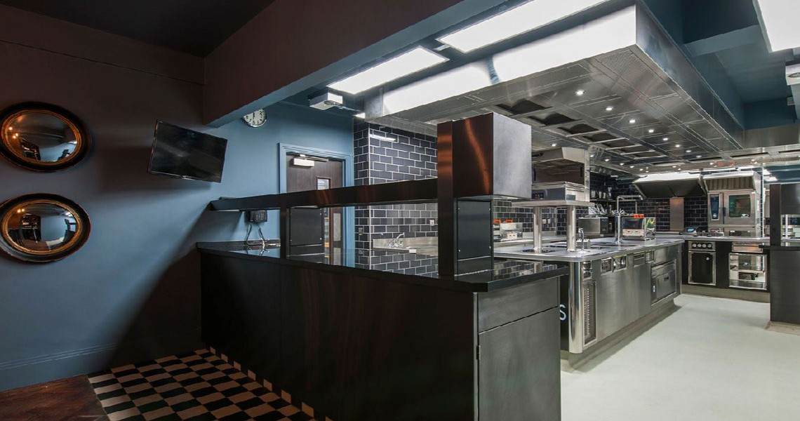 Adams Restaurant Refurbishment Birmingham - Kitchen