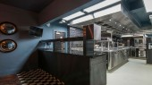 Kitchen Area - Adams Restaurant Birmingham