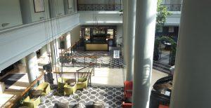Bespoke Hotel Bar - Design Scheme