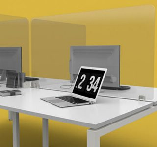 Protective Desk Screens: COVID 19
