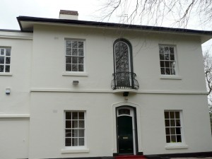 Calthorpe Estates - Exterior Front