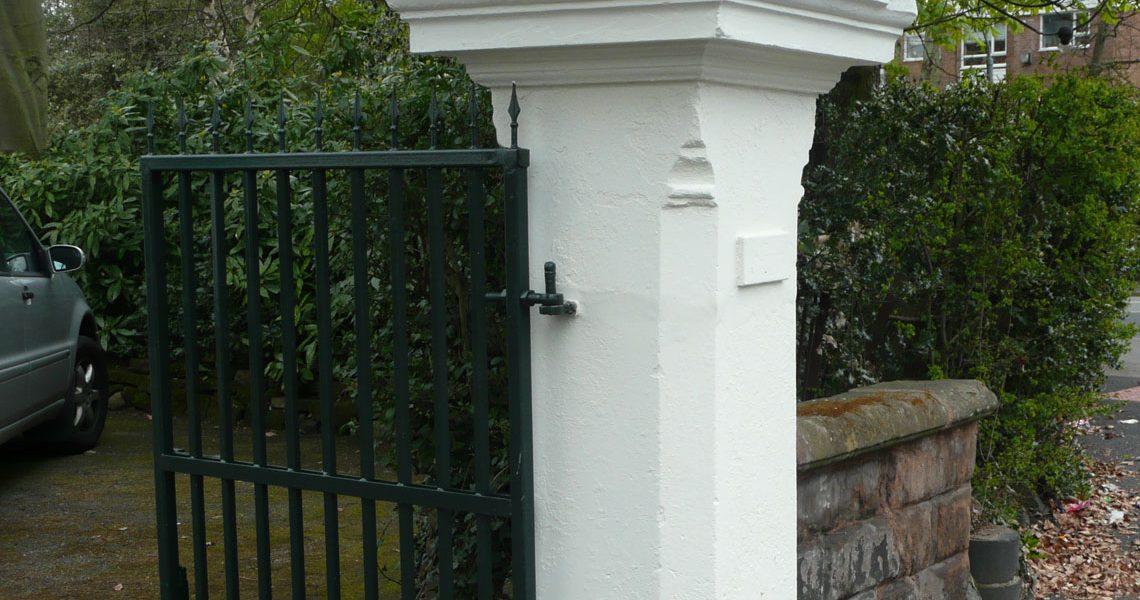 Calthorpe Estates - Electric Gates