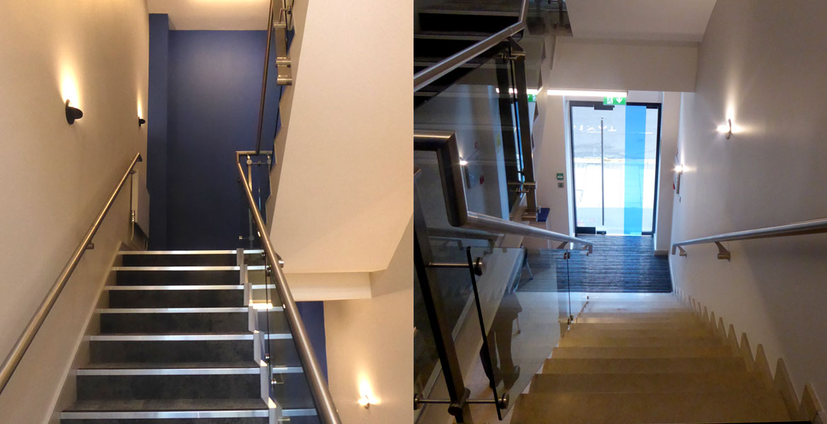 Communal Area Refurbishment - Stairs