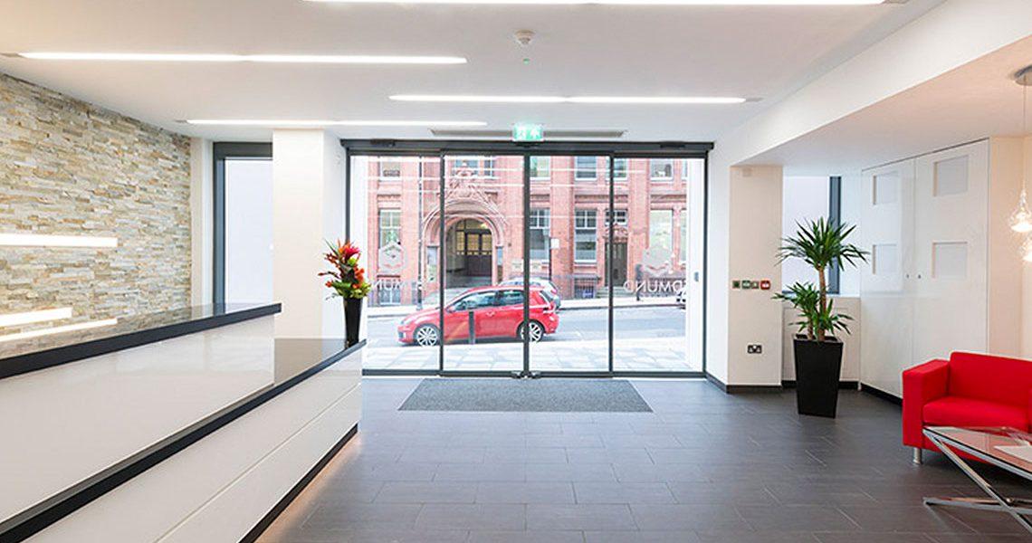 Edmund House - Reception Interior