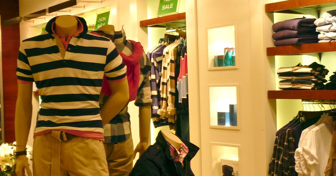 Gant - Retail Fit Out