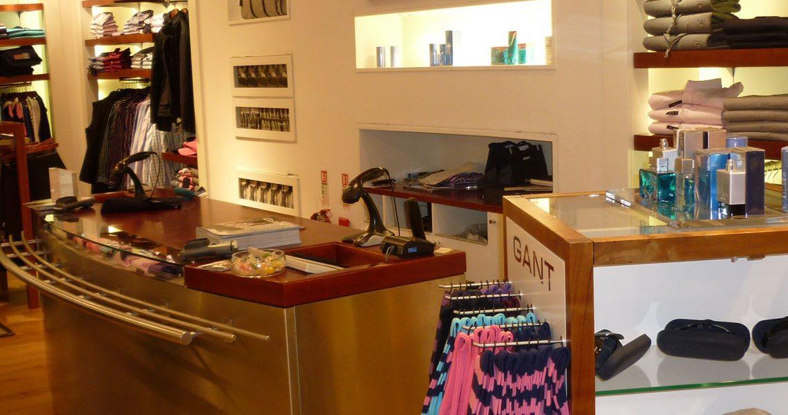 Gant - Retail Counter
