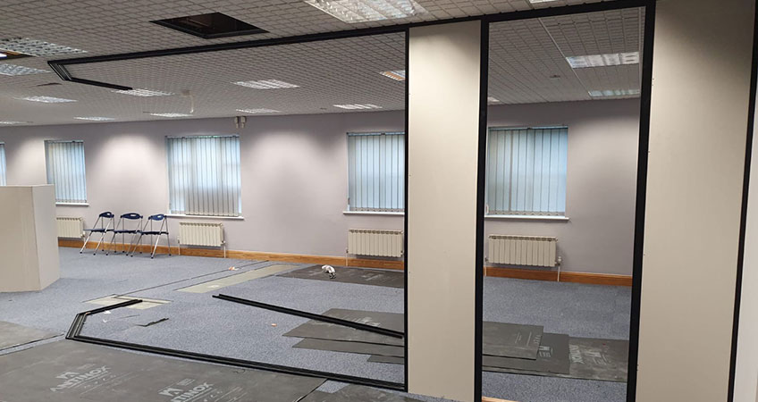 Head Office Refurbishment Redditch