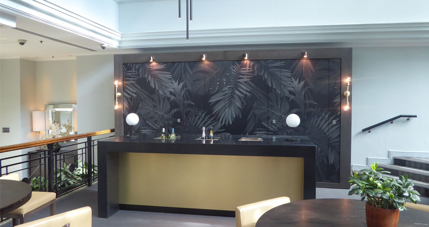 Hotel Bar Joinery - Prime Solutions UK