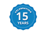 Celebrating over 15 years established