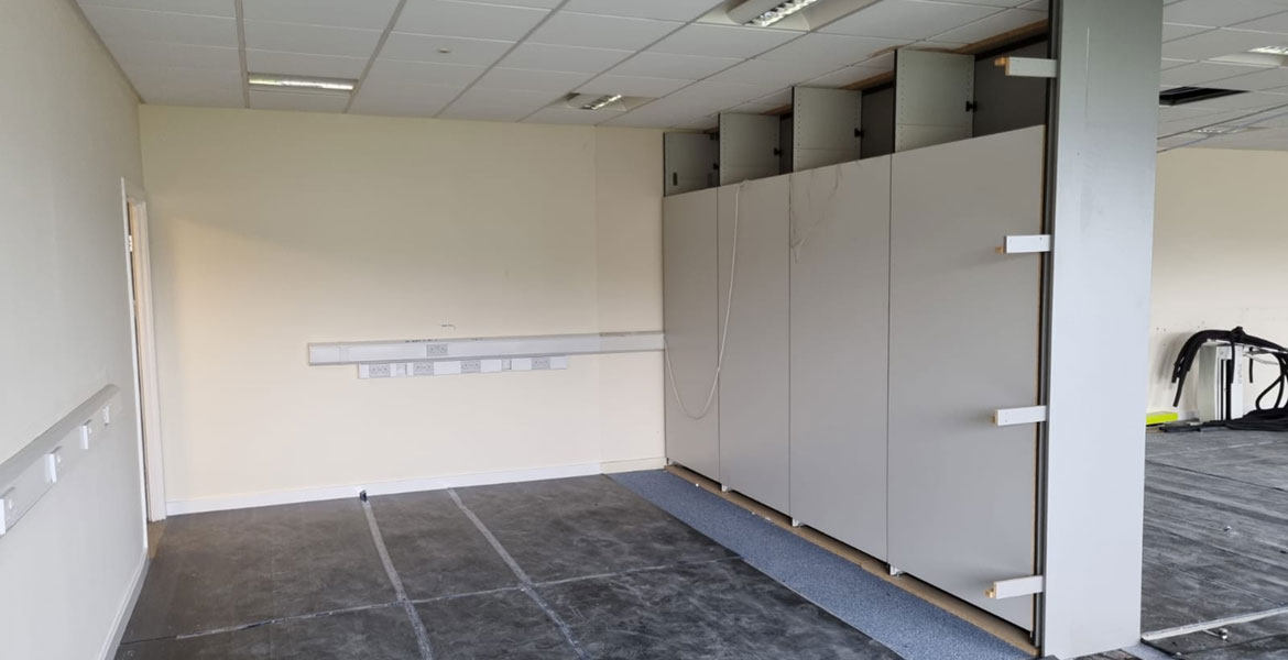 Manufacturing Headquarters Fit Out - Start