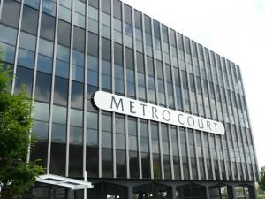 Metro Court - Exterior