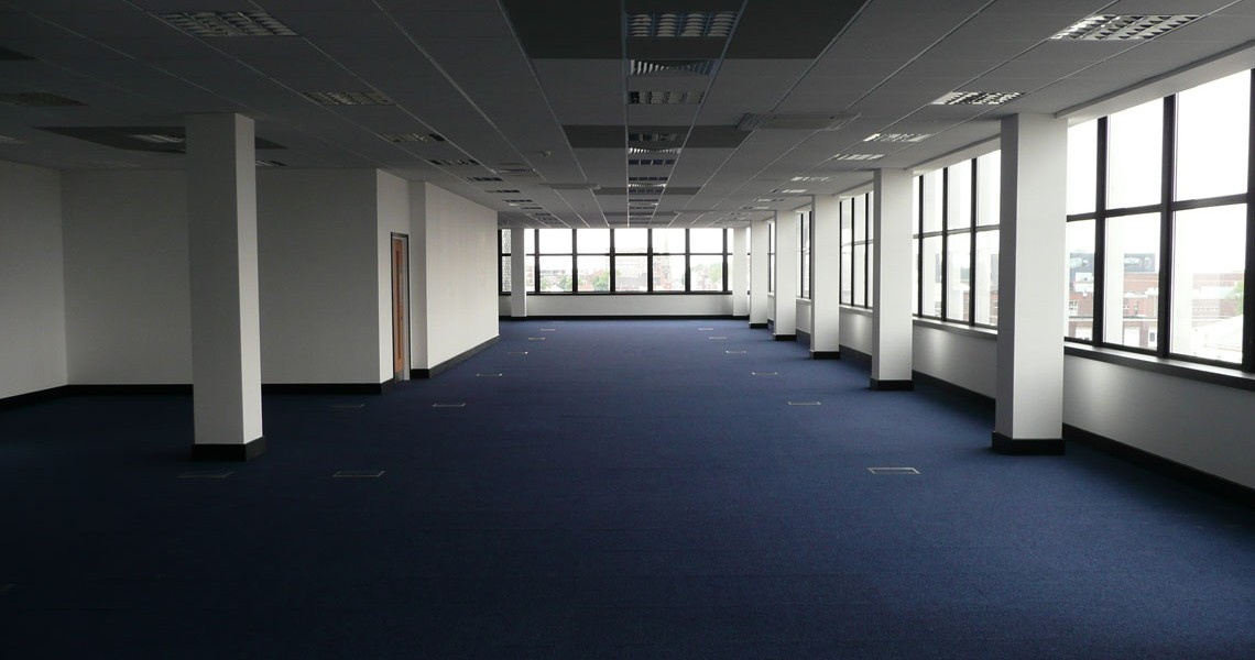 Metro Court - Office Refurbishment