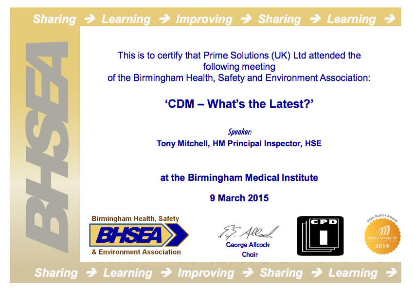 What's New CDM?