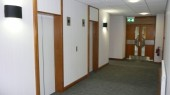 Phoenix House - Corridor Refurbishment