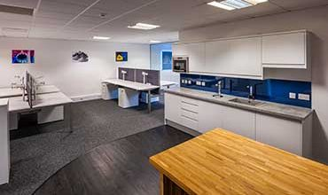 Office Fit Out Services Birmingham