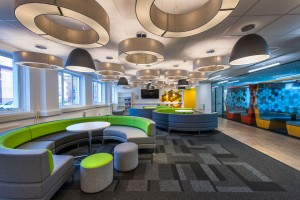 University Fit Out Case Study - Birmingham City University