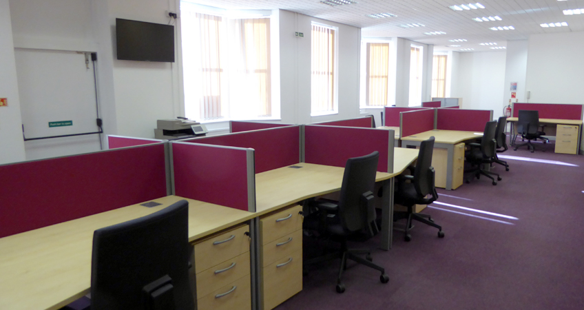 Weight to Go - Office Refurbishment