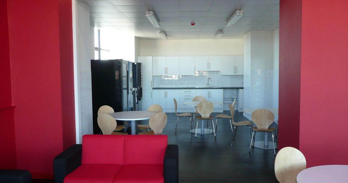West Plaza - Kitchen