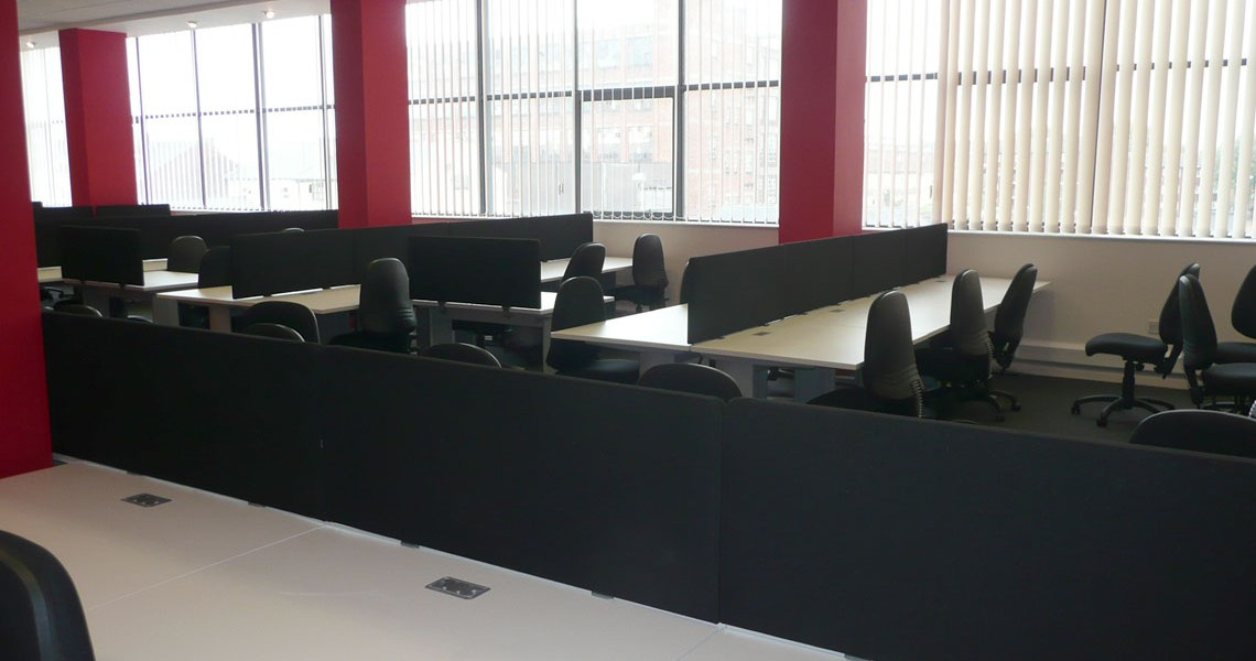 West Plaza - Office Fit Out