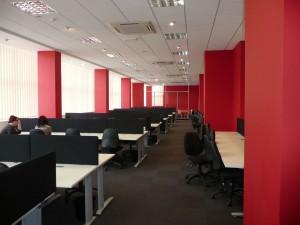 West Plaza - Office Refurbishment